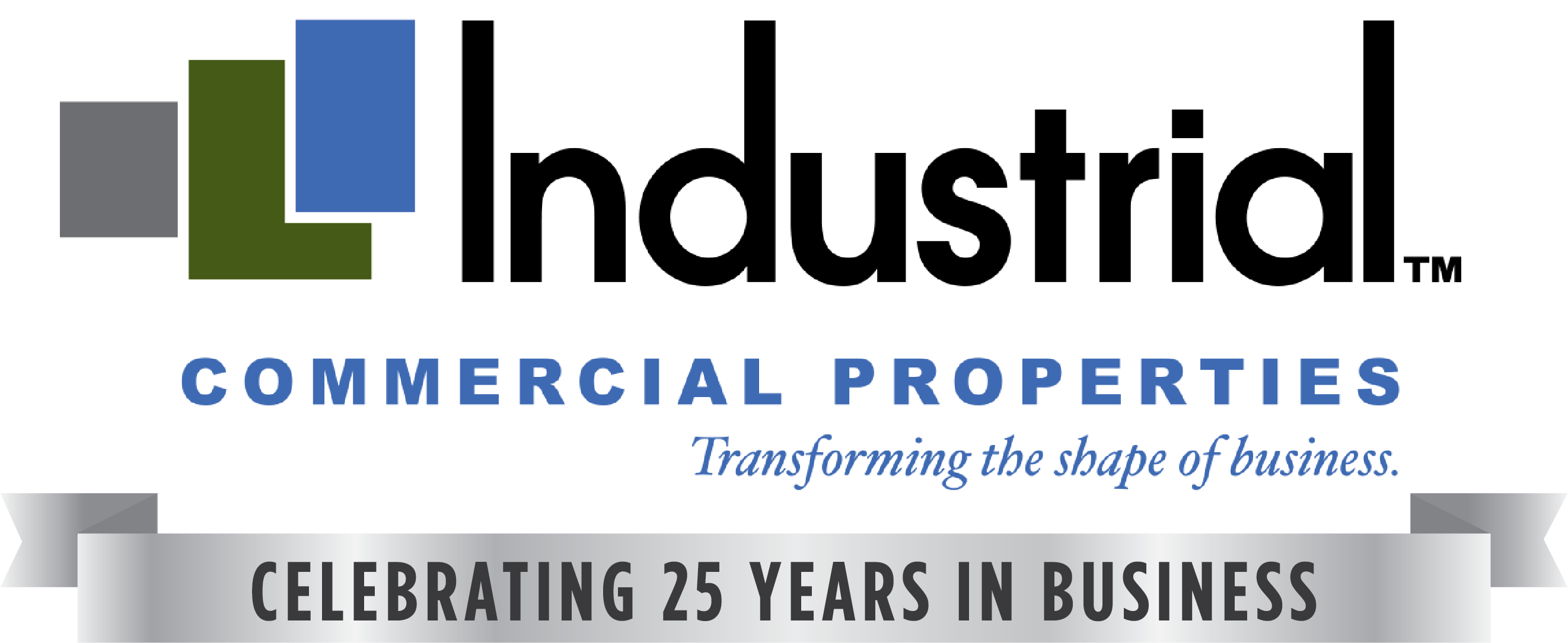 Industrial Commercial Properties logo